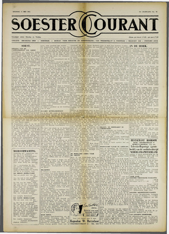Soester Courant 1955-05-17
