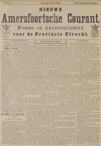 Nieuwe Amersfoortsche Courant 1899-05-13
