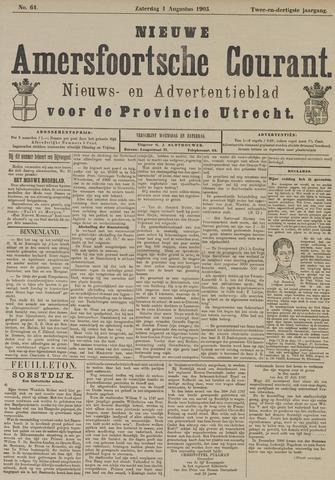Nieuwe Amersfoortsche Courant 1903-08-01