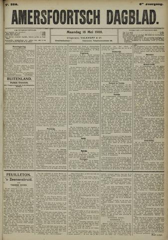 Amersfoortsch Dagblad 1908-05-18