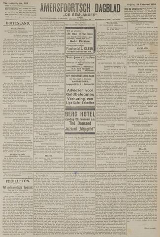 Amersfoortsch Dagblad / De Eemlander 1926-02-26