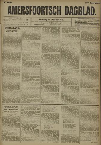 Amersfoortsch Dagblad 1911-10-17