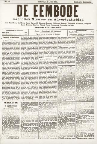 De Eembode 1902-07-12