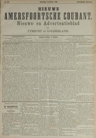 Nieuwe Amersfoortsche Courant 1888-10-06