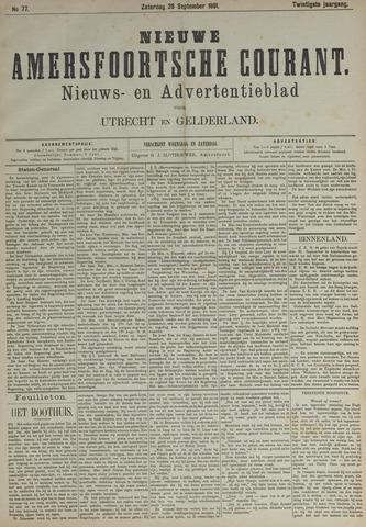 Nieuwe Amersfoortsche Courant 1891-09-26