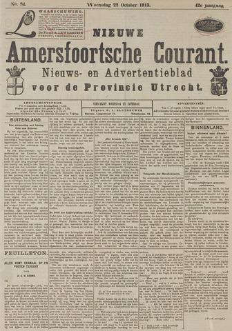 Nieuwe Amersfoortsche Courant 1913-10-22