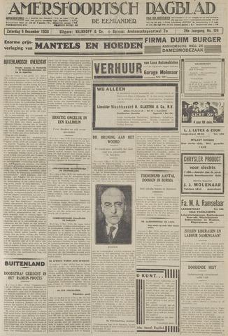Amersfoortsch Dagblad / De Eemlander 1930-12-06