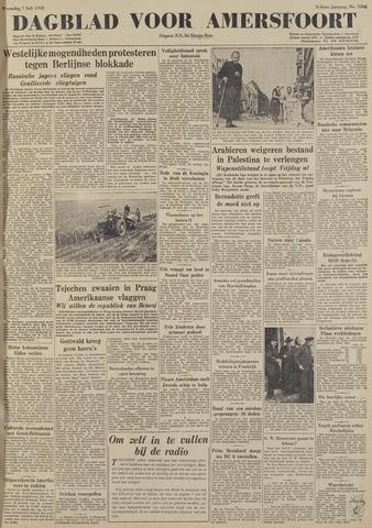 Dagblad voor Amersfoort 1948-07-07