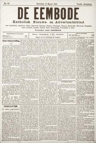 De Eembode 1891-03-14