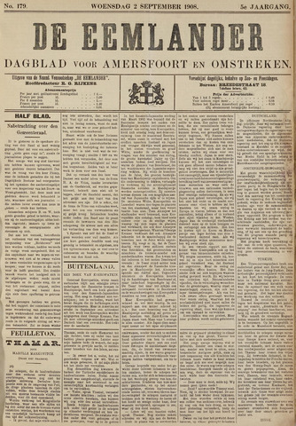 De Eemlander 1908-09-02