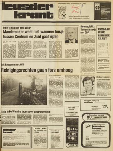 Leusder Krant 1980-04-24