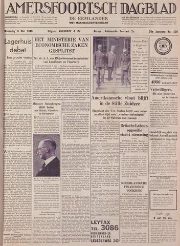 Amersfoortsch Dagblad / De Eemlander 1940-05-08