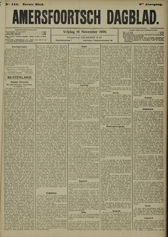 Amersfoortsch Dagblad 1909-11-19