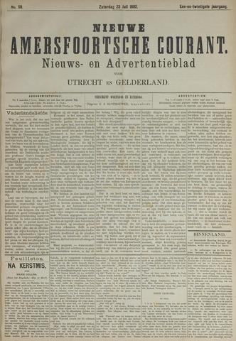 Nieuwe Amersfoortsche Courant 1892-07-23