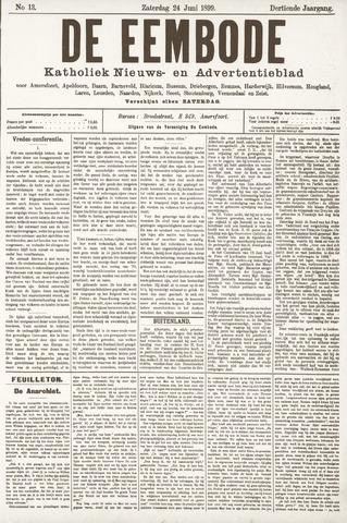 De Eembode 1899-06-24