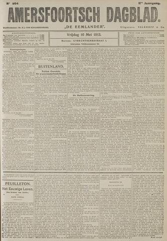Amersfoortsch Dagblad / De Eemlander 1913-05-16