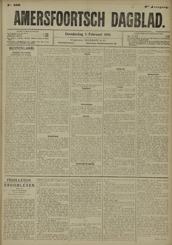 Amersfoortsch Dagblad 1910-02-03