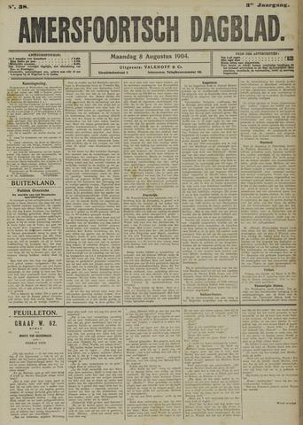 Amersfoortsch Dagblad 1904-08-08