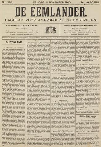 De Eemlander 1910-11-11