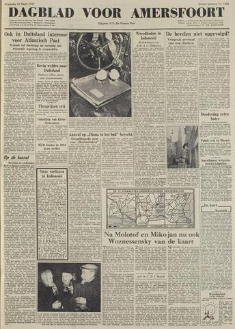 Dagblad voor Amersfoort 1949-03-23
