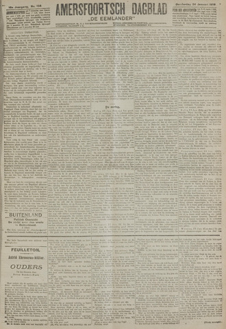 Amersfoortsch Dagblad / De Eemlander 1918-01-24
