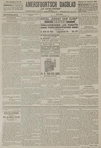 Amersfoortsch Dagblad / De Eemlander 1925-08-25