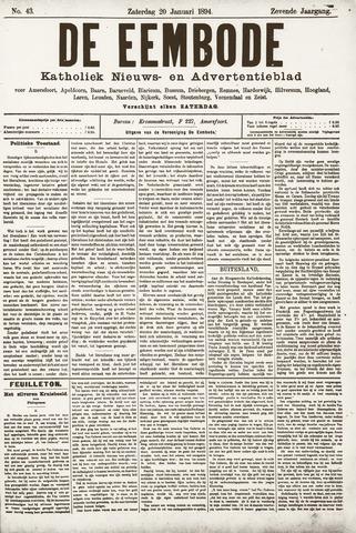 De Eembode 1894-01-20