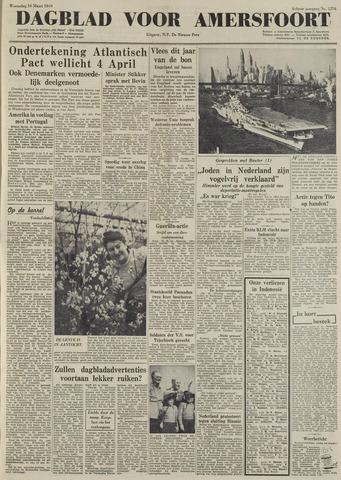 Dagblad voor Amersfoort 1949-03-16