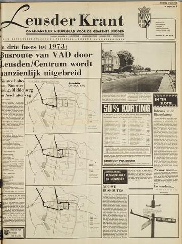 Leusder Krant 1972-06-22