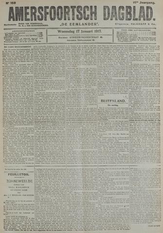 Amersfoortsch Dagblad / De Eemlander 1917-01-17