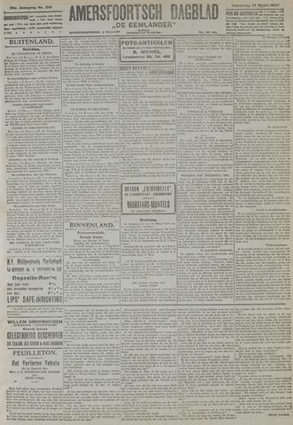 Amersfoortsch Dagblad / De Eemlander 1922-03-15