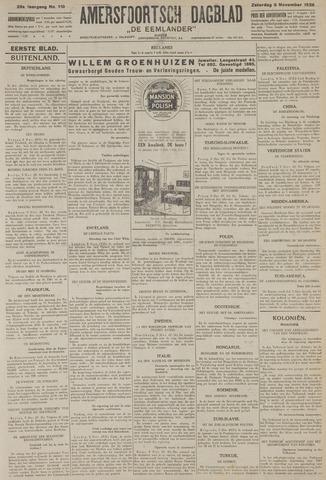 Amersfoortsch Dagblad / De Eemlander 1926-11-06