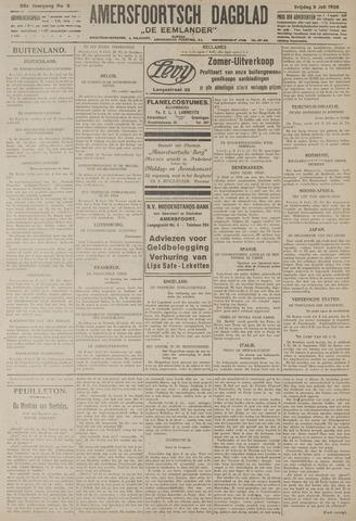 Amersfoortsch Dagblad / De Eemlander 1926-07-09