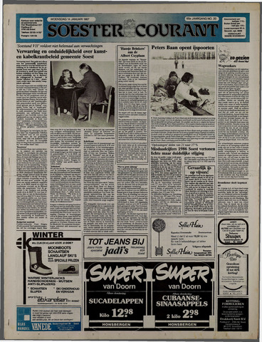 Soester Courant 1987-01-14