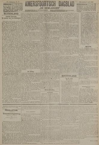 Amersfoortsch Dagblad / De Eemlander 1918-07-03