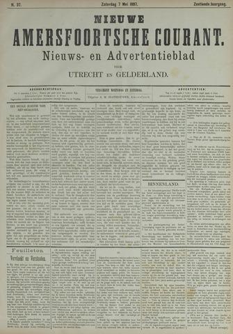 Nieuwe Amersfoortsche Courant 1887-05-07