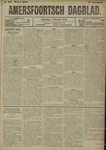 Amersfoortsch Dagblad 1908-02-01