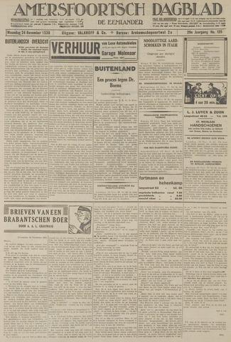 Amersfoortsch Dagblad / De Eemlander 1930-11-24