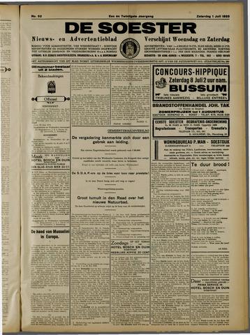 De Soester 1933-07-01