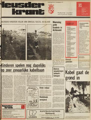 Leusder Krant 1976-07-22