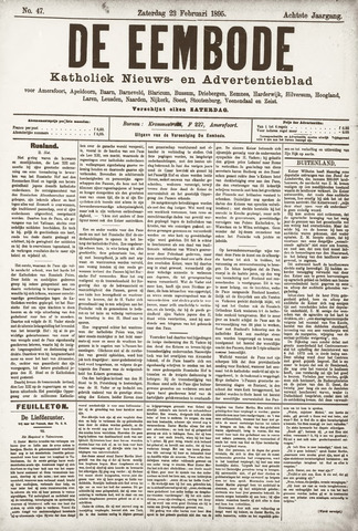 De Eembode 1895-02-23