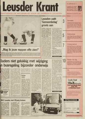 Leusder Krant 1993-08-25