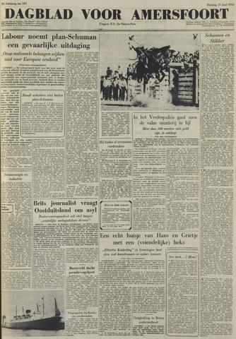 Dagblad voor Amersfoort 1950-06-13
