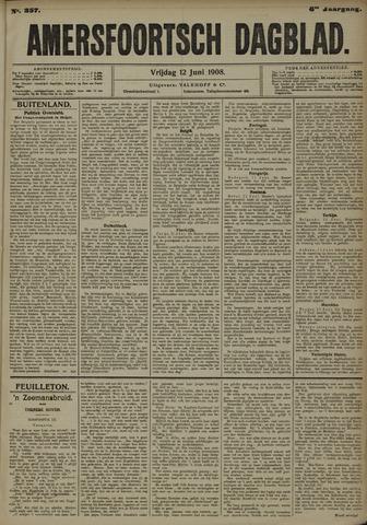 Amersfoortsch Dagblad 1908-06-12