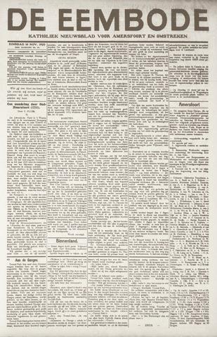 De Eembode 1920-11-16