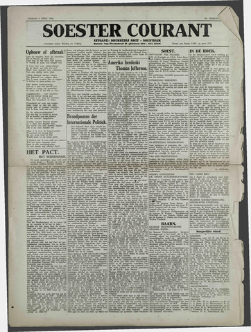Soester Courant 1949-04-08