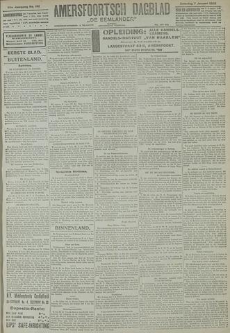Amersfoortsch Dagblad / De Eemlander 1922-01-07