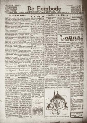 De Eembode 1941-04-04