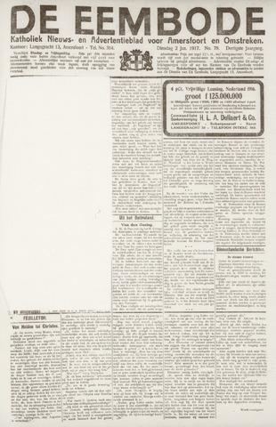 De Eembode 1917