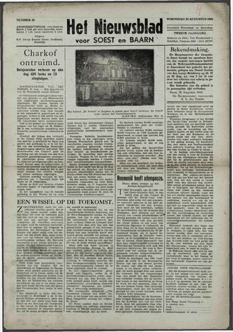 Soester Courant 1943-08-25